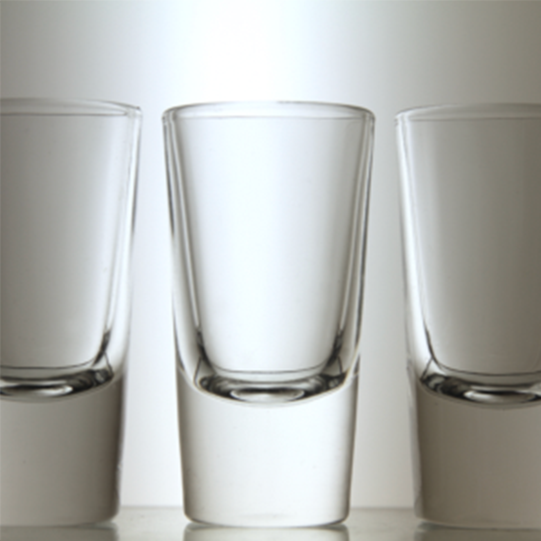 GLASSWARE-(SHOOTER-GLASS)