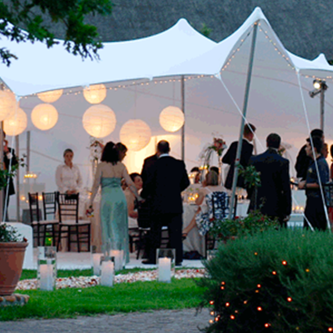MARQUEES-&-TENTS (STRETCH TENT)